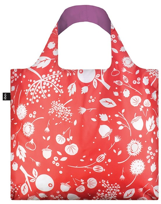 LOQI Shopper Seed Coral Bell