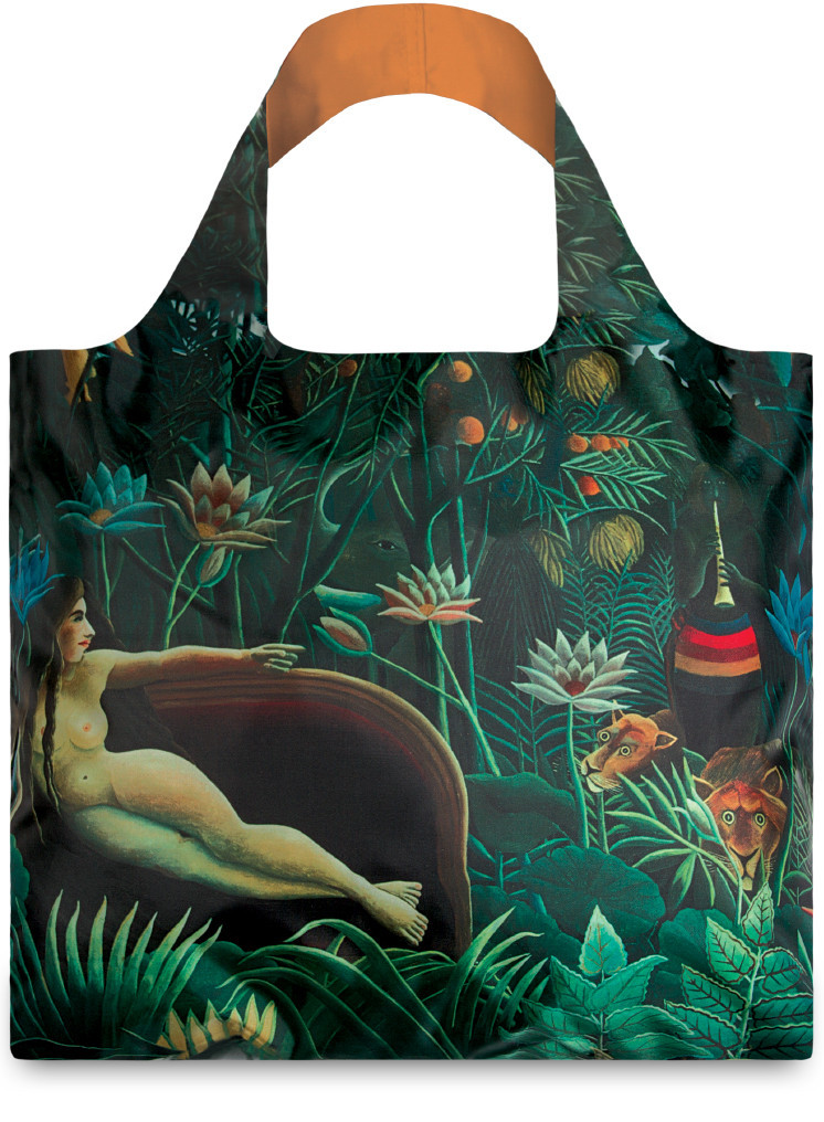 LOQI Museum Collection Shopper Henri Rousseau The Dream