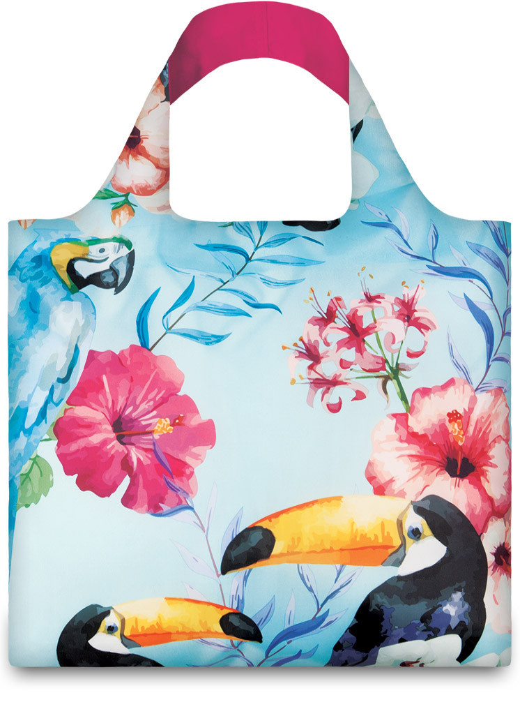 LOQI Shopper Wild Birds