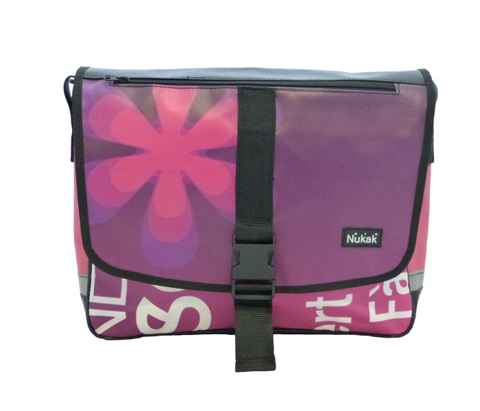 Nukak Messenger Frodo L Purple Flower