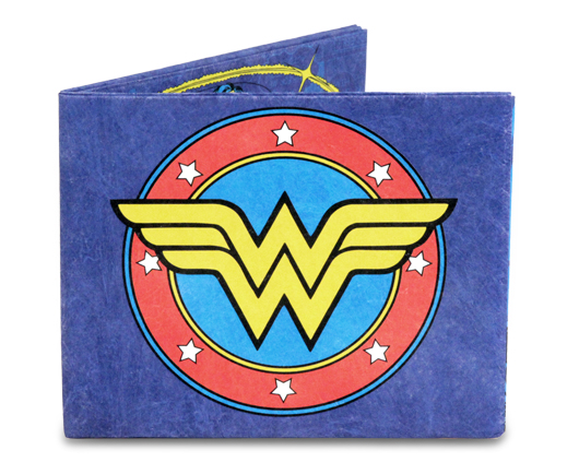 Mighty Wallet Wonder Woman