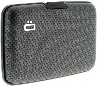 Ögon Card Case Carbon