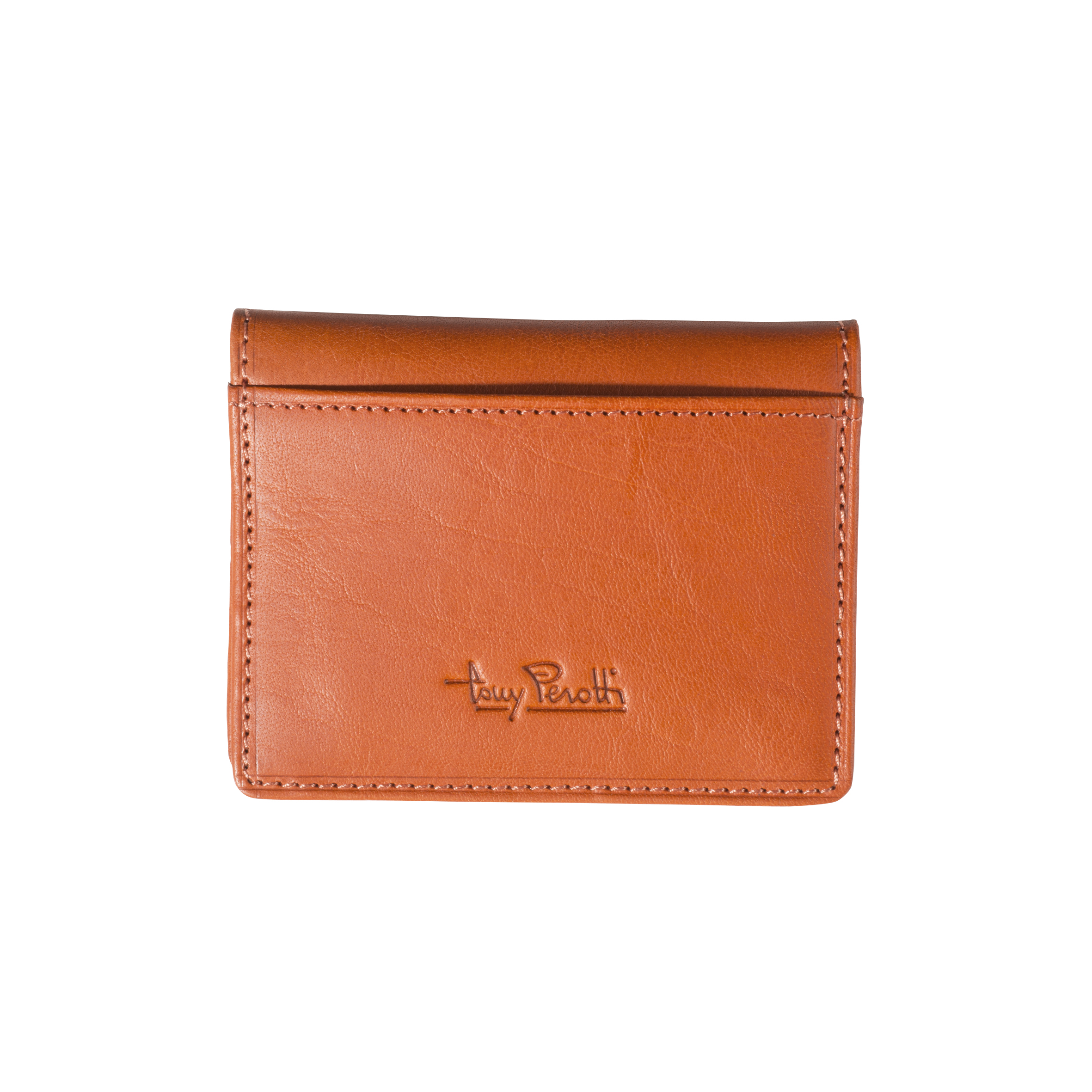 Tony Perotti Creditcard Wallet Orange