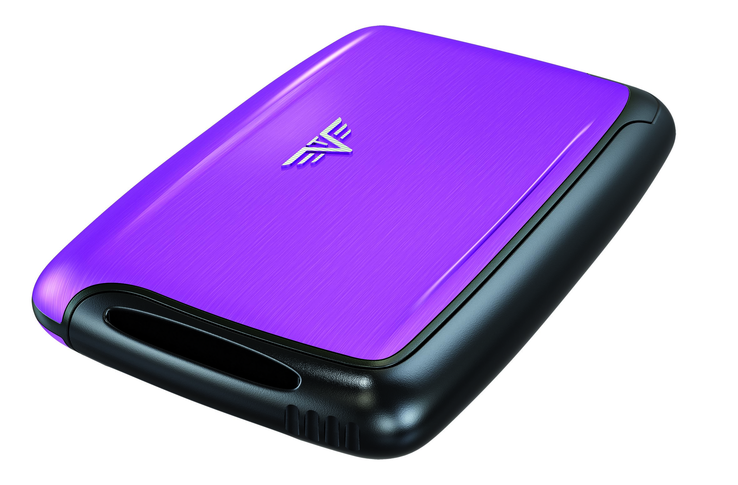 Tru Virtu Pearl Mini Card Case Purple Rain